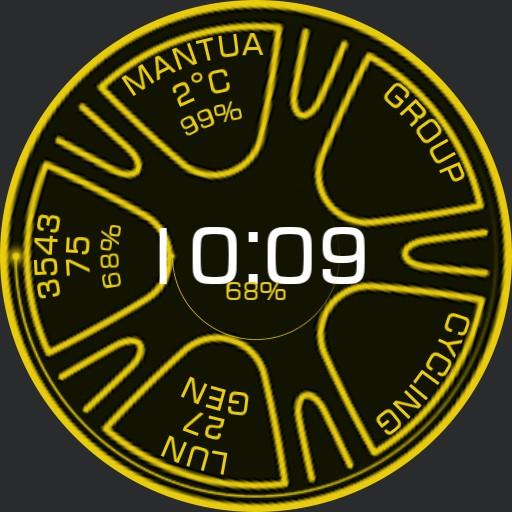 OTIUM Group Cycling Rotary