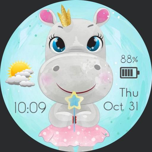 Princess Hippo