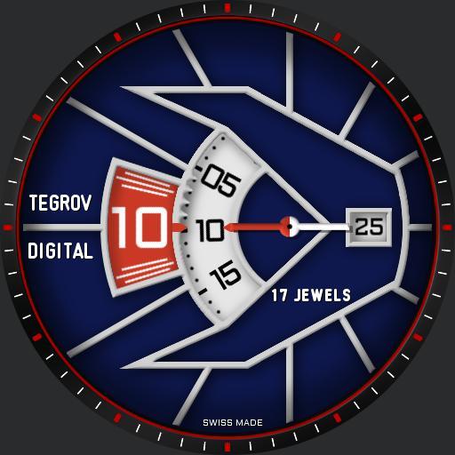 Tegrov Digital Jump Hour