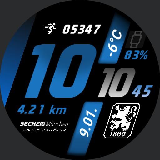 Running 1860 sechzig