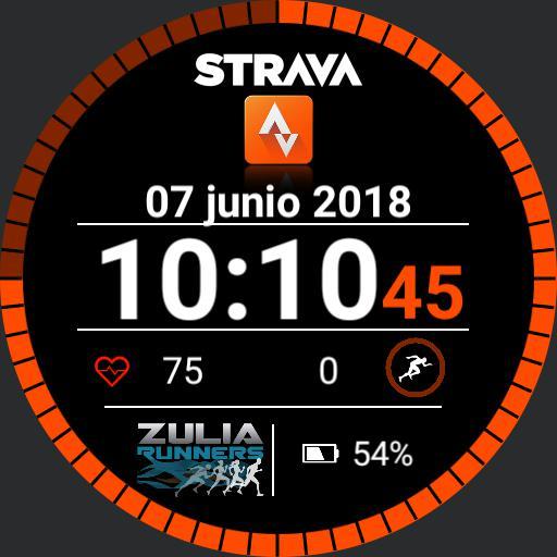 Strava Runner Watch 1.3 ZR Edition