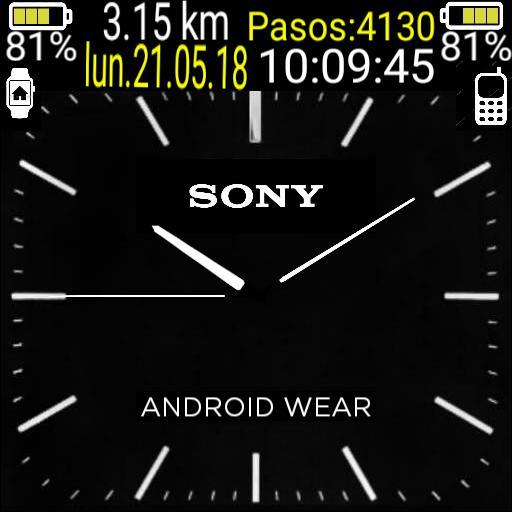 Sony clasico 6
