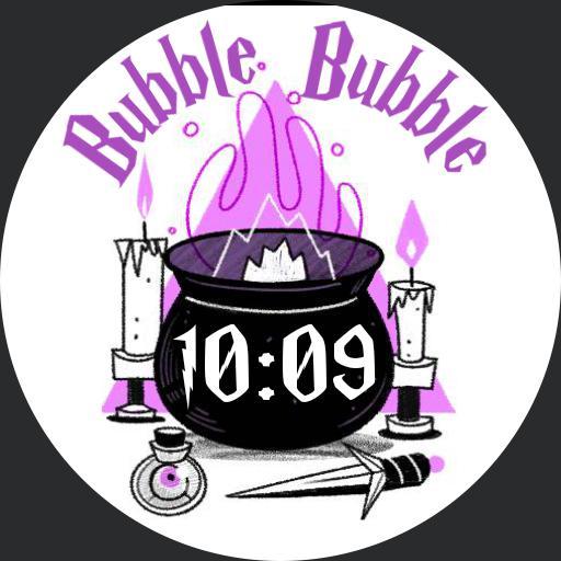 Bubble witches cauldron