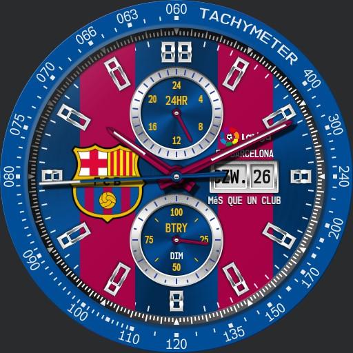 FC Barcelona Modular Racer by QWW Copy