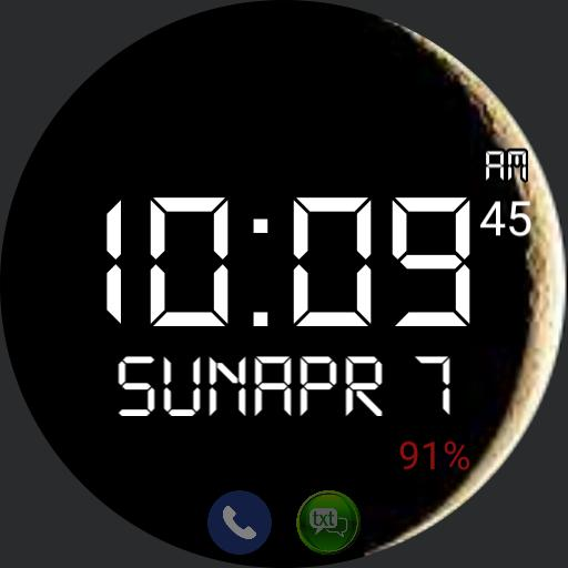 Moon Phase MD