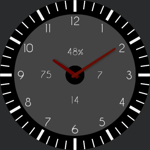 Simple Analog Watchface