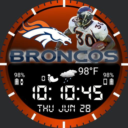 Denver Broncos Watch