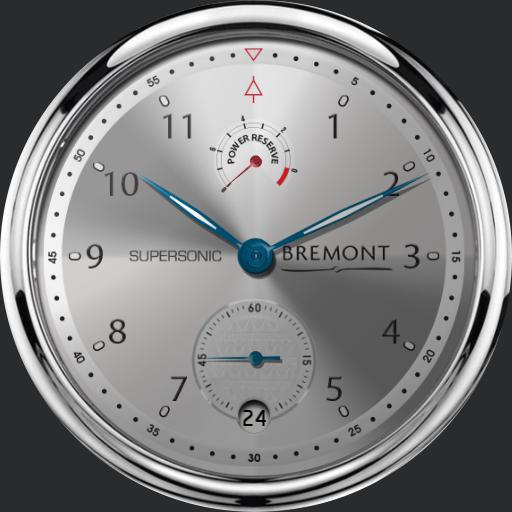 Bremont BE-11M Stainless Steel