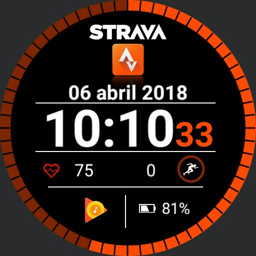 Strava Runner Watch 1.3
