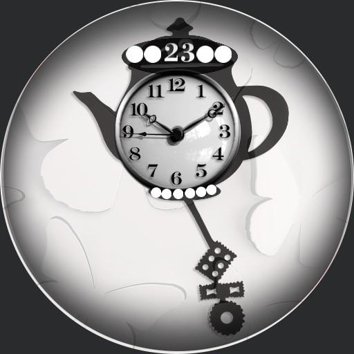 Teapot Clock Copy