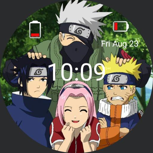 Naruto Team 7 Copy