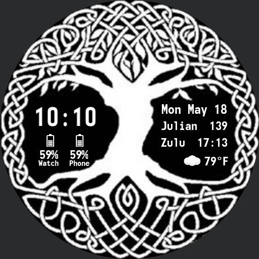 yggdrasil Julian date/zulu time