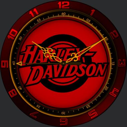 Harley Davidson by dziej