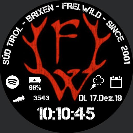 Frei.Wild Geweih Digital