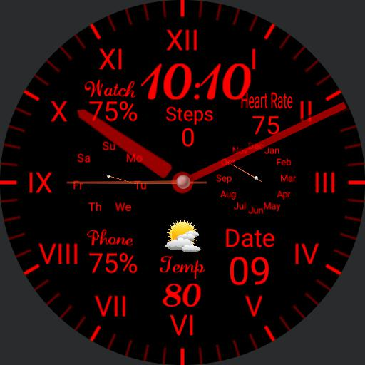 Red Viper Watches V.2