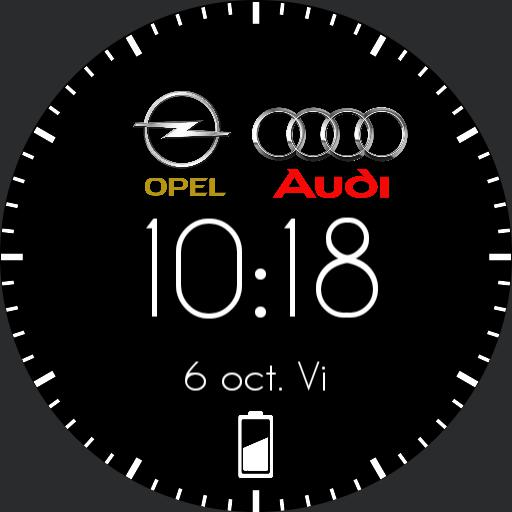 Opel-Audi