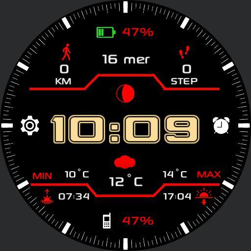 chronos watch 2 multicolor