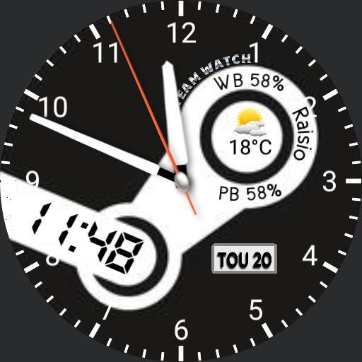Steam watch