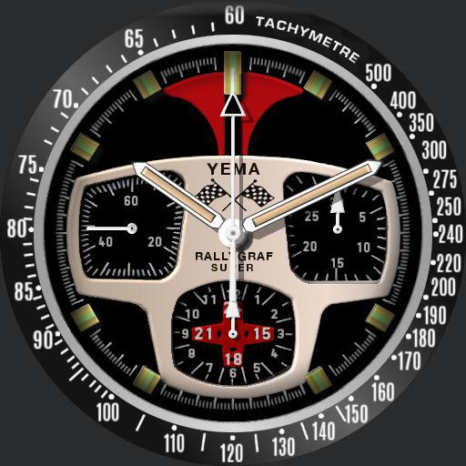 Yema Rallygraf Super 7736