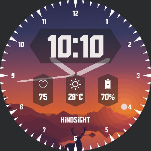 Hindsight Horizon