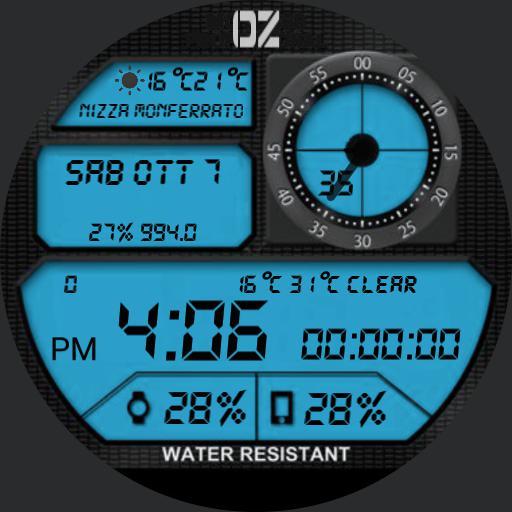 Digital Watch Copy