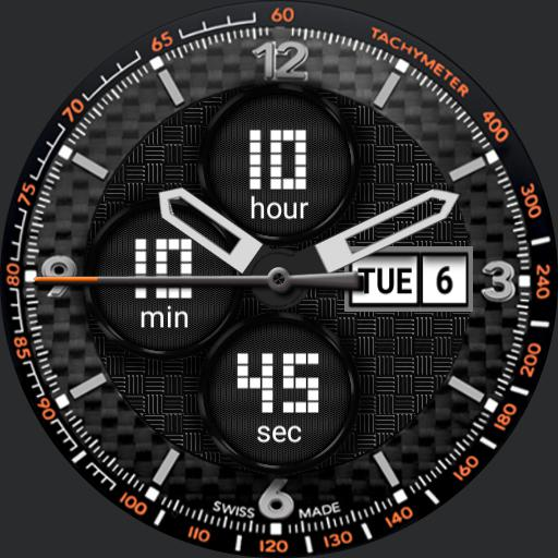 Chronometric Digilog v 2.0