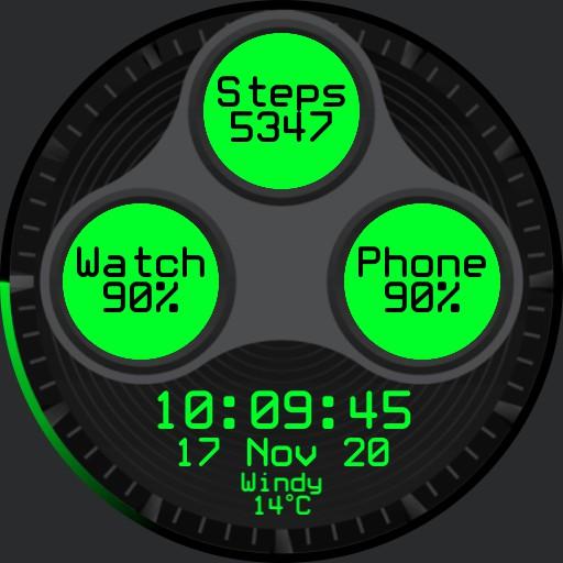 Splinter Cell Watch