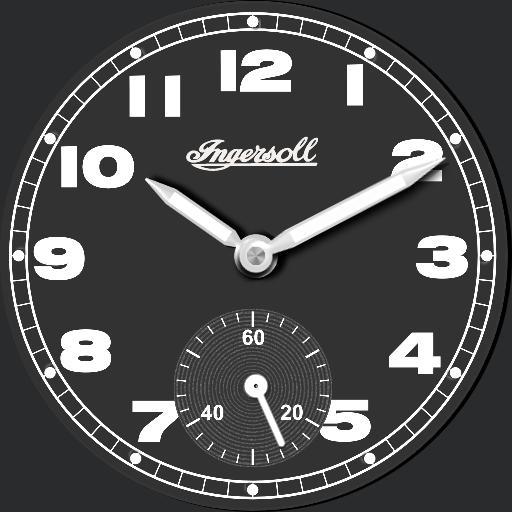 Ingersoll -  Deco in Black v2.0