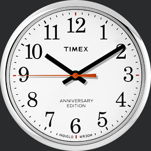 Timex 40th Anniversary Edition Easy Reader