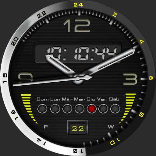 Orilama watch 28