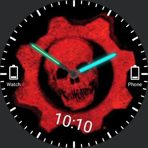 Gears of Watch