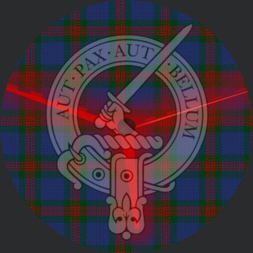 Laser Tartan Gunn Clann