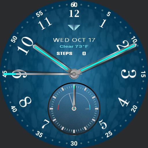 Cartesian Chronograph