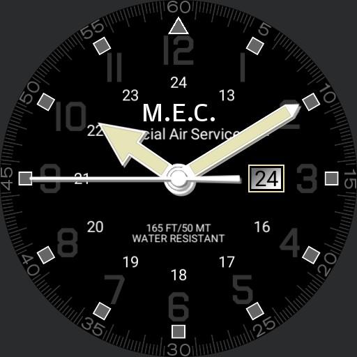 M.E.C Special Air Service