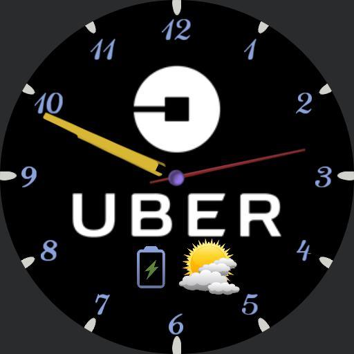 Uber face