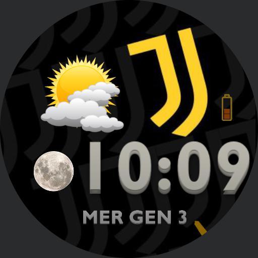 Digitale Juventus 12h by Markisio87