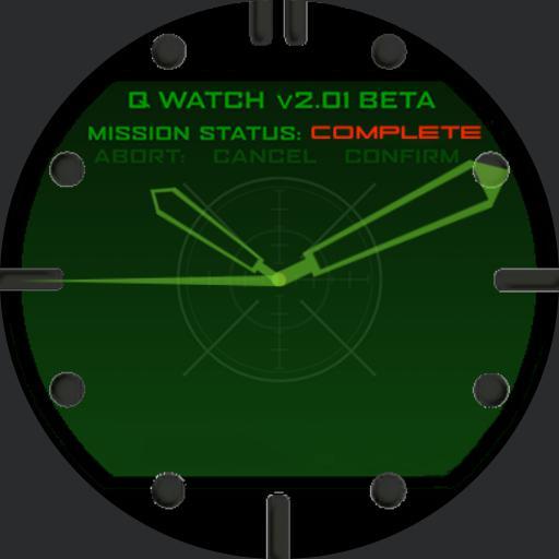 The 007 GoldenEye Watch