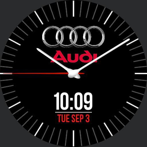 SER Audi Logo