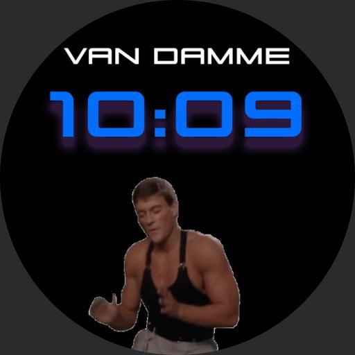 The Van Damme Wacht