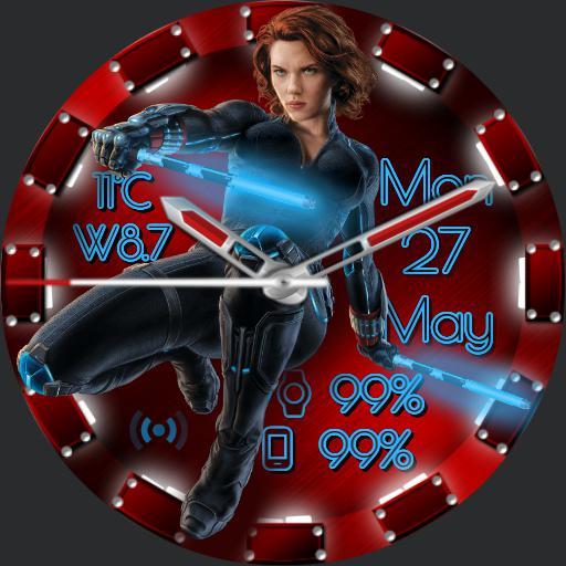 Black Widow JBBW300119