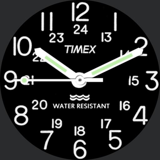 Timex Military Field Watch - No Bezel Edition v.2.0