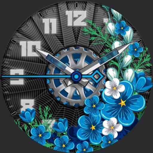 Floral Gears V.2