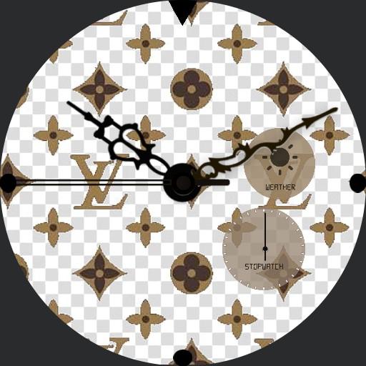 LVuitton Pattern