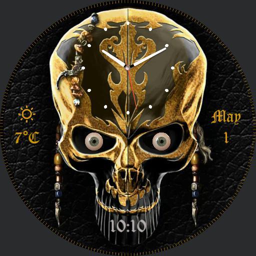 Googly skull v3