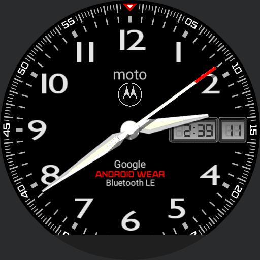 Moto Carrera Drive Timer Custom