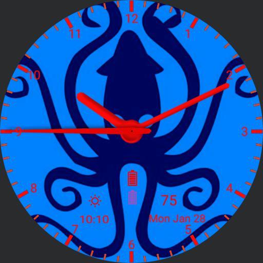Ocean Kraken