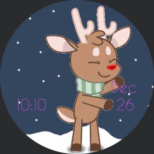 Reindeer Shuffle.