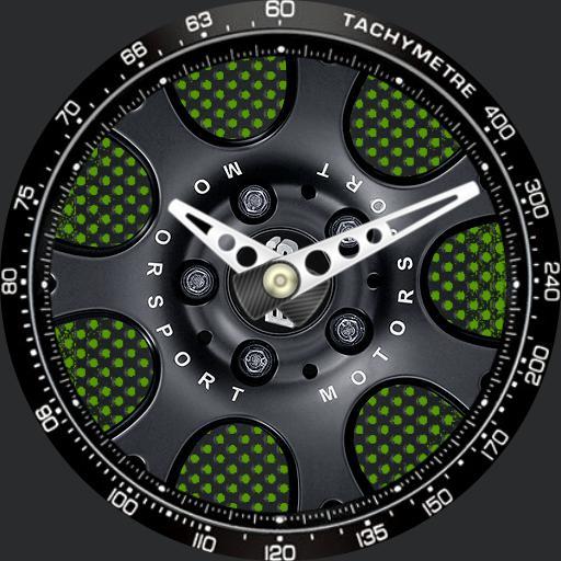 alien wheels