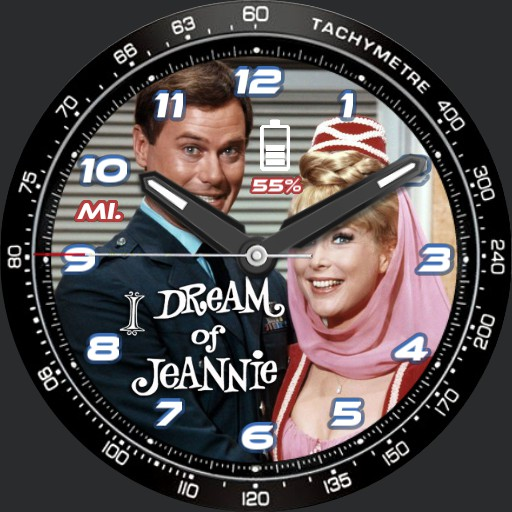 I dream of Jeannie  1.01