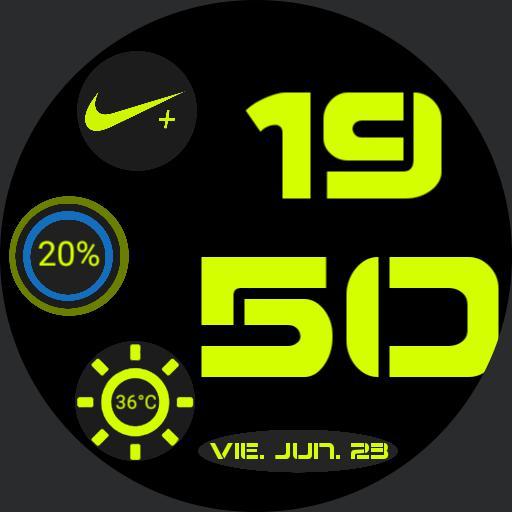 Nike Gear s3